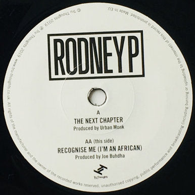 The Next Chapter / Recognise Me