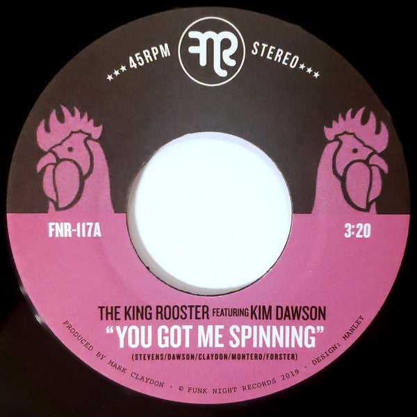 You Got Me Spinning