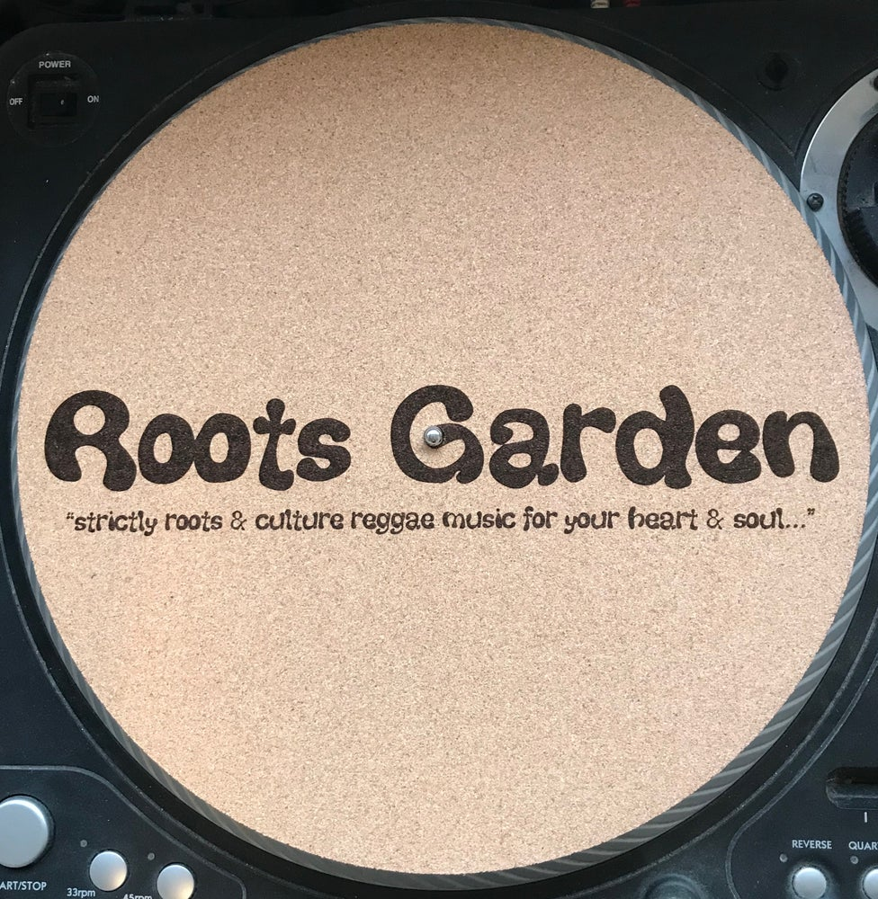 Roots Garden Cork Slipmat