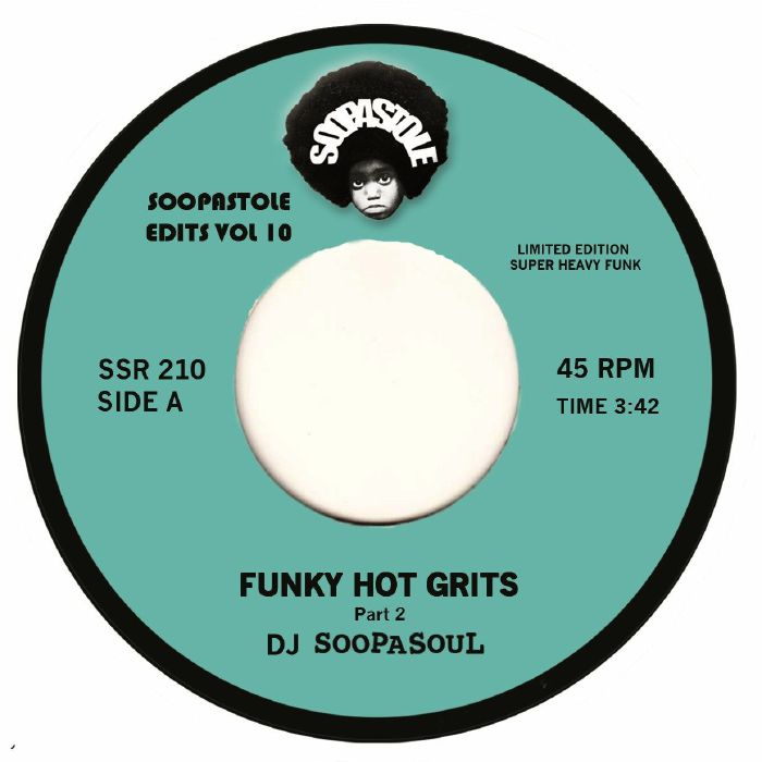 Funky Hot Grits