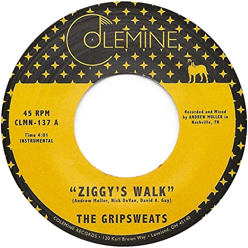 Ziggy's Walk / Alpha Dog