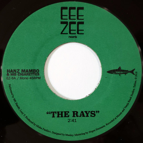 The Rays / Fisherman's Day