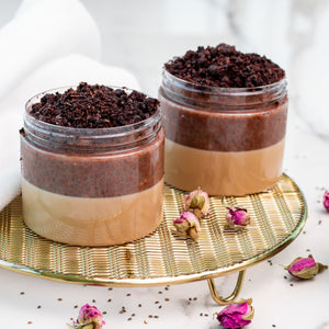 Load image into Gallery viewer, Keto Organic Cocoa Chia Cup (4 cups)