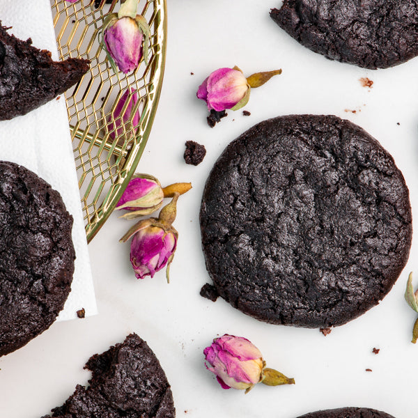 Load image into Gallery viewer, Gluten-Free Vegan Chocolate Chip Cookies