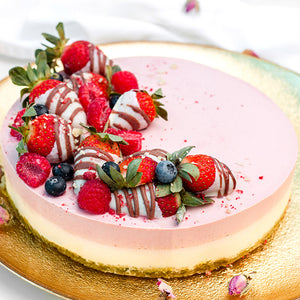 Load image into Gallery viewer, Keto Valentine's Cake