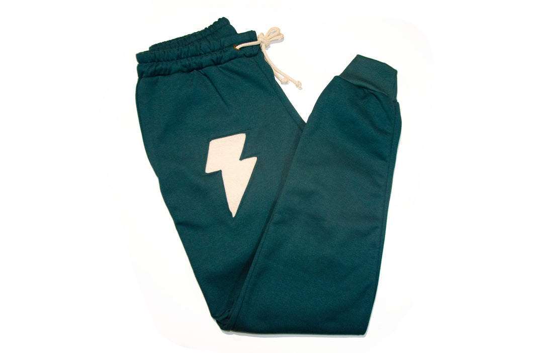The Green Icon - Sweatpants (w)