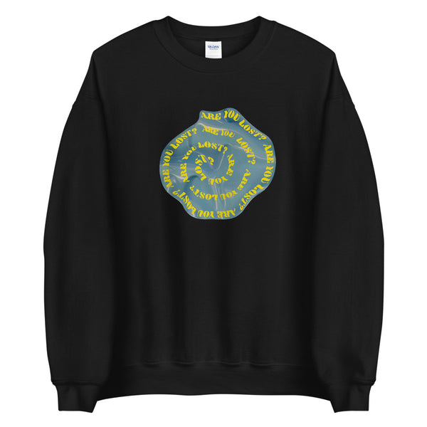Downward Spiral Crewneck