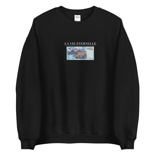 Eternal life Crewneck