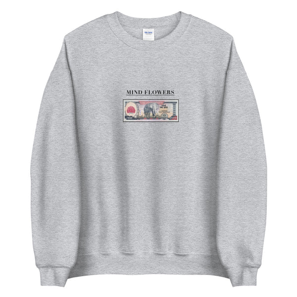 Mind Flowers Crewneck