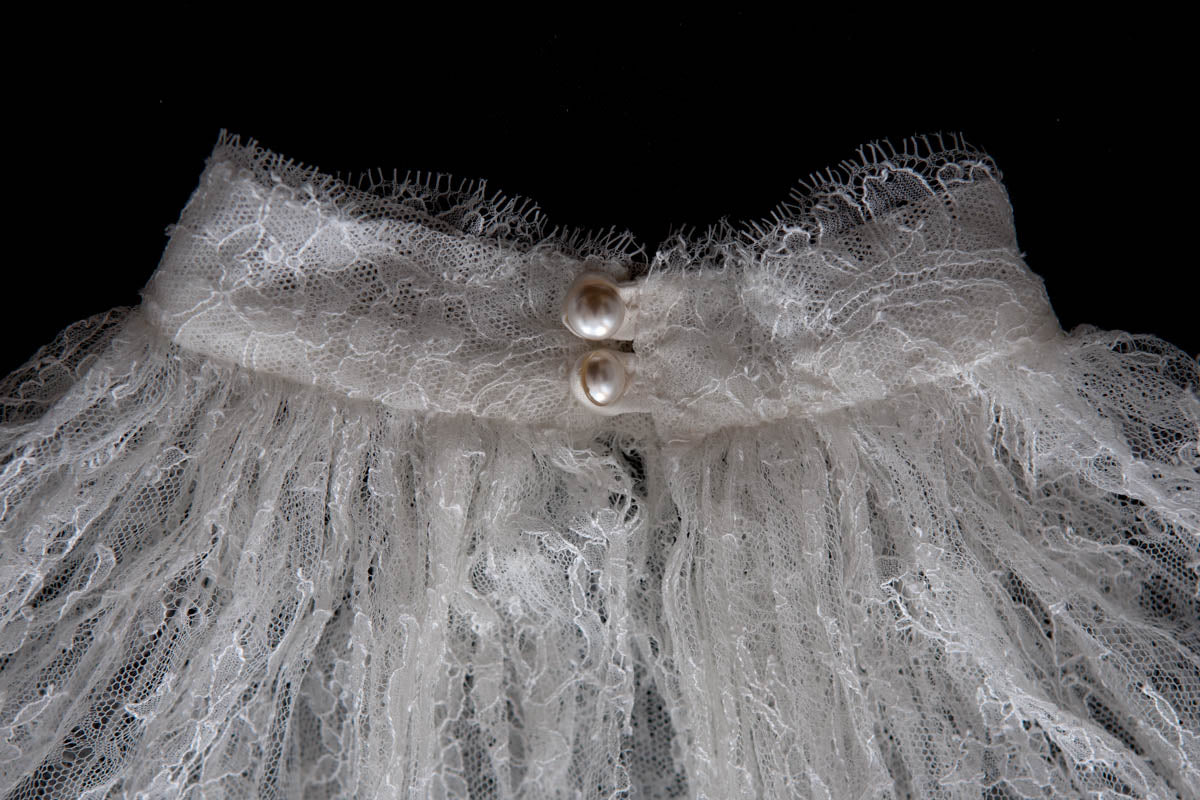 Bridal Lace Cape - Made To Measure