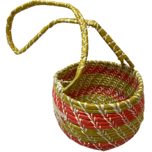 Basket- Handmade by Teen Girls in our Empowerment Program