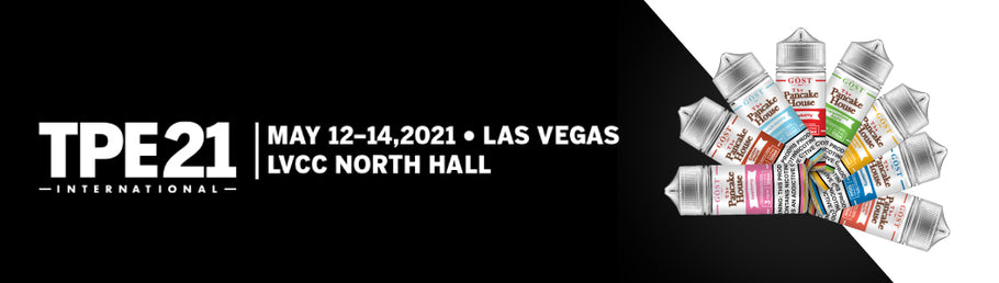 GOST is coming to Las Vegas!