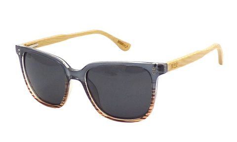 Moana Rd sunglasses - The Wedding Singer - Grey/Brown #3601