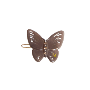 Image of Butterfly clip Swarovski Mole from Bon Dep Icons