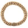 Image of Kknekki Beige glitter from Kknekki original hair ties