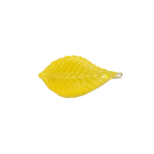 Image of Leaf clip yellow  from Bon Dep Icons
