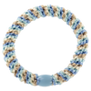 Image of Kknekki Mix Light Blue gold from Kknekki original hair ties