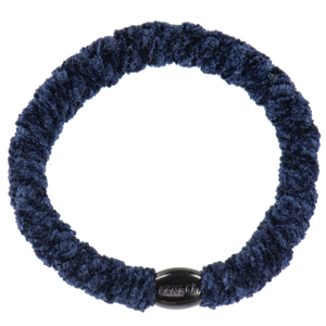Image of Kknekki Velvet Navy from Kknekki original hair ties