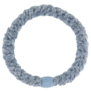 Image of Kknekki Velvet Light Blue from Kknekki original hair ties