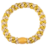 Image of Kknekki Green gold-beige glitter stripe from Kknekki original hair ties