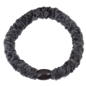 Image of Kknekki Velvet Charcoal from Kknekki original hair ties