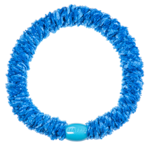 Image of Kknekki velvet electric blue from Kknekki original hair ties