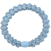 Image of Kknekki lace sea blue glitter from Kknekki original hair ties