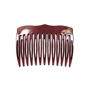 Image of Comb  Aubergin gloss from Bon Dep Icons