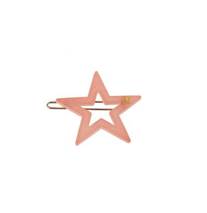 Image of Star clip Pink from Bon Dep Icons