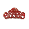 Image of Love claw 8cm Swarovski raspberry from Bon Dep Icons