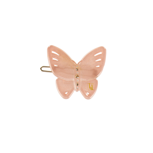 Image of Butterfly clip Pink from Bon Dep Icons
