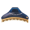 Image of Gold claw 9cm Navy Swarovski from Bon Dep Icons