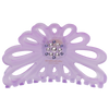 Image of Flowerclaw 8cm Lavendel Swarovski 4 pcs from Bon Dep Icons