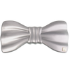 Image of Large Bow clip Silver gloss from Bon Dep Icons