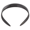 Image of Hairband wide Black from Bon Dep Icons