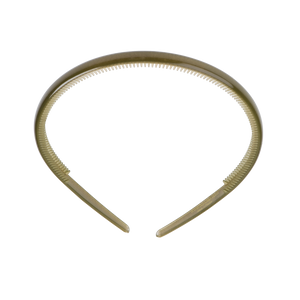 Image of Hairband thin Kaki from Bon Dep Icons