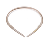 Image of Hairband thin Beige gloss from Bon Dep Icons