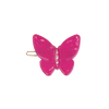 Image of Butterfly clip Strong pink fuchsia from Bon Dep Icons