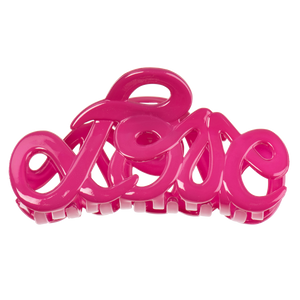 Image of Love claw 8 cm Strong pink fuchsia from Bon Dep Icons