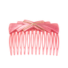 Image of Triangle comb wire pink from Bon Dep Icons