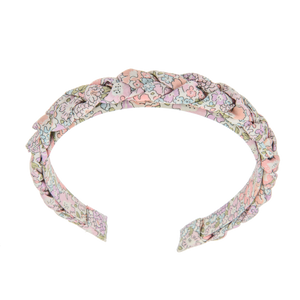 Image of Hairband braided mw Liberty Michelle from Bon Dep Icons