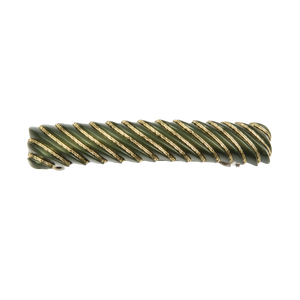 Image of Baguette clip dark green from Bon Dep Icons