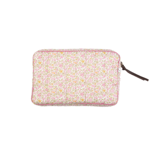 Pouch small mw Liberty Chamomille pink