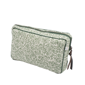 Image of Pouch small mw Liberty Willow Wood green from Bon Dep Essentials