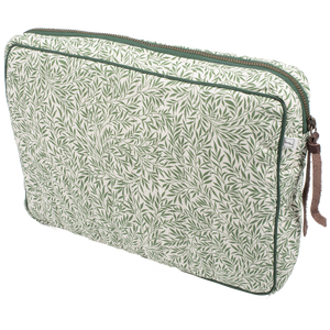 Image of Pouch big mw Liberty Willow Wood green from Bon Dep Essentials