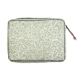 Pouch big mw Liberty Willow Wood green