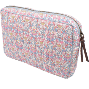 Image of Pouch big mw Liberty Lovely Lily from Bon Dep Essentials