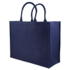 Image of Tote bag Canvas Navy from Bon Dep Essentials