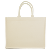 Tote bag Canvas Natural