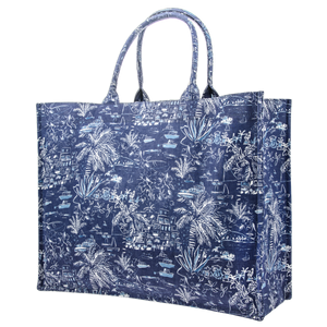 Image of Tote bag mw Liberty Port Herbert from Bon Dep Essentials